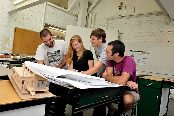 Scholarship Opportunities for Architecture Students