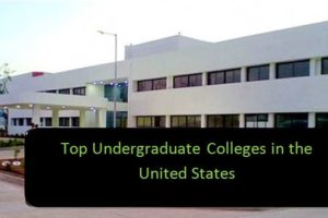 Top Undergraduate Colleges in the United States
