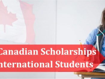Best Canadian Scholarships for International Students