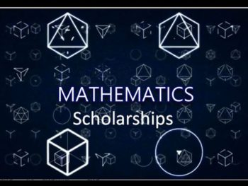 Best Mathematics Scholarships for International Students