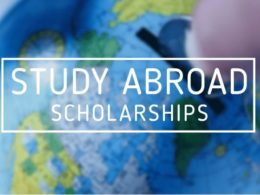 Best Study Abroad Scholarships 2019