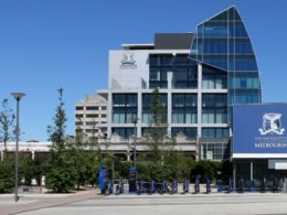 Acceptance Rates and Rankings at the University of Melbourne