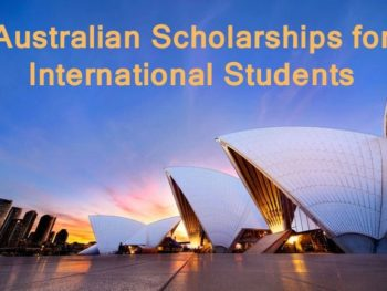 Best Australian Scholarships for International Students
