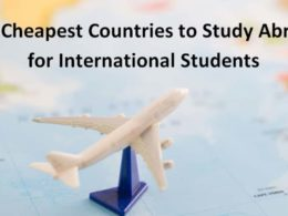 The Cheapest Countries to Study Abroad for International Students