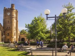 Why should you study at the University of Melbourne?
