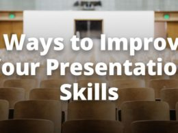 5 Ways Students Can Improve Their Presentation Skills