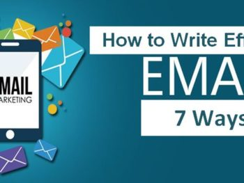 7 Ways How to Write Effective Email
