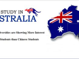 Australian Universities are Showing More Interest in Indian Students than Chinese Students
