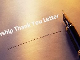 How to Write a Good Scholarship Thank You Letter
