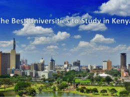 The Best Universities in Kenya