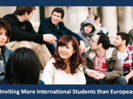 Ukraine is Inviting more International Students than European Countries