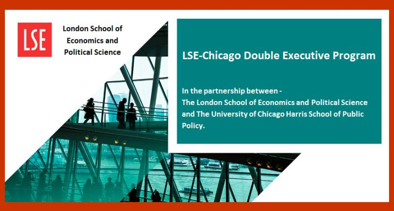 What is LSE-Chicago Double Executive Program? Is it for International Students?