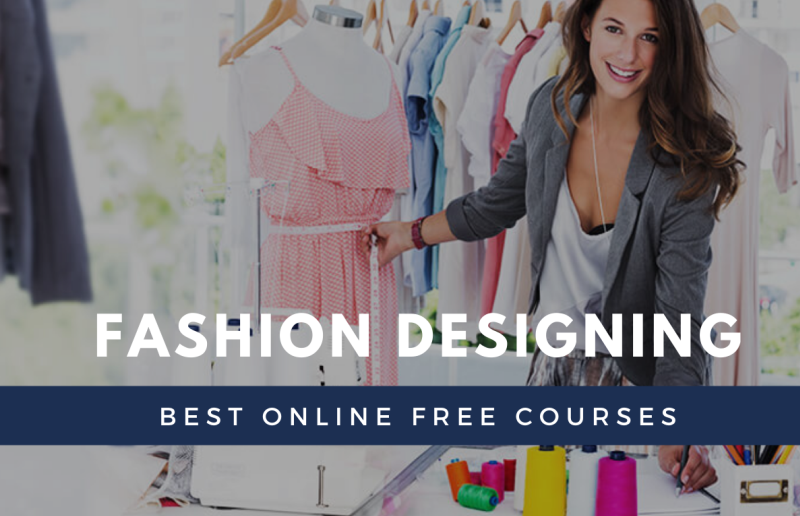 Best Online Fashion Designing Courses Freeeducator Com