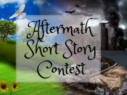 Aftermath Short Story Contest