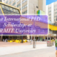 Best International PhD Scholarships at RMIT University