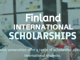 Best International Scholarships in Finland