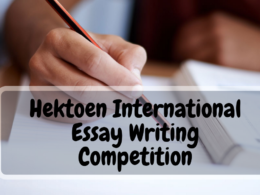 Hektoen International Essay Writing Competition