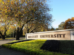Massey University International Scholarships and Financial Aids