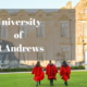 University of St Andrews International Scholarships to Study in UK