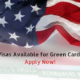 55000 Visas Available for Green Card Lottery - Apply Soon