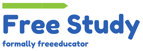 2020 Free Study – 2021
