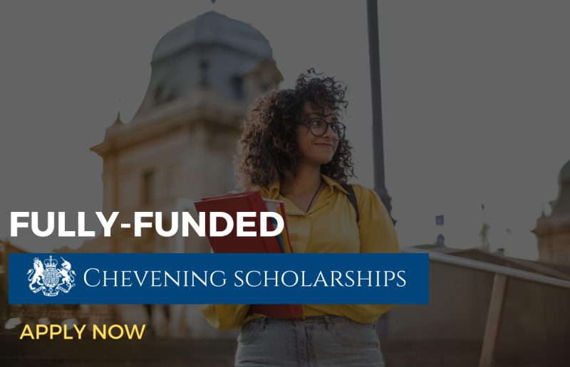 Fully-funded Chevening Scholarships for International ...