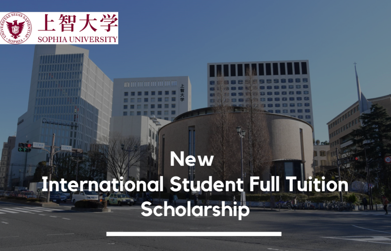 New International Student Full Tuition Scholarship at ...