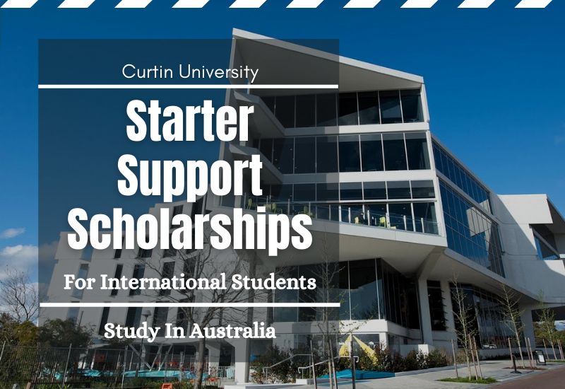 Australian Curtin University Starter Support Scholarships ...