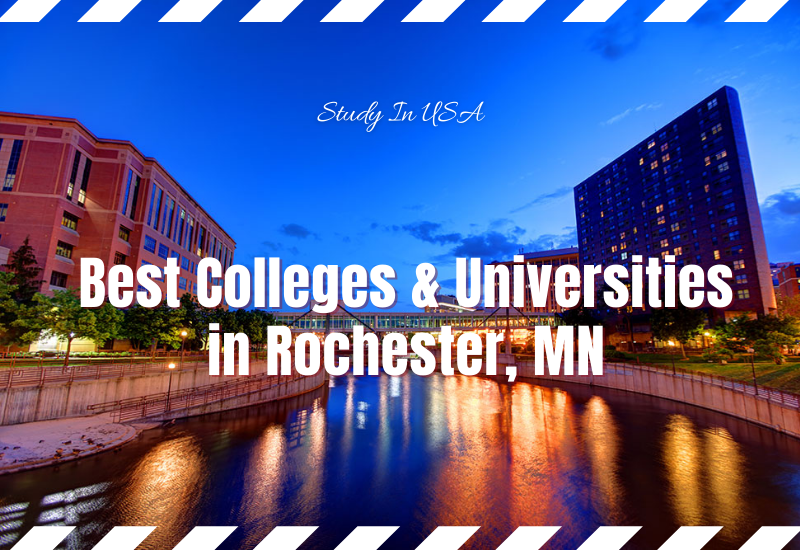 Best Colleges and Universities in Rochester, MN