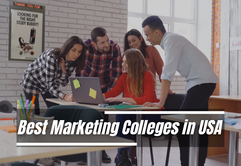 Best Marketing Colleges in the USA