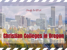 Christian Colleges in Oregon