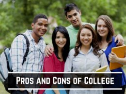 College Essay Example – Pros and Cons of College