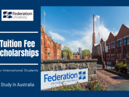 Federation University Tuition Fee International Scholarships in Australia, 2020-2021