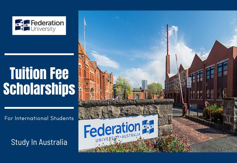 Federation University Tuition Fee International Scholarships in Australia, 2020-2021