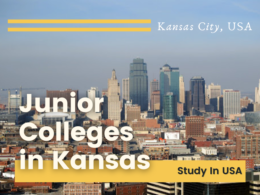 Junior Colleges in Kansas