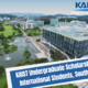 KAIST Undergraduate Scholarships for International Students, South Korea