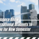 Singapore Allow International Students to Come for New Semester