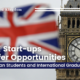 UK Start-ups Offer Opportunities for Indian Students and International Graduates