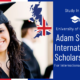 University of Glasgow Adam Smith International Scholarships, UK