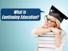 What Is Continuing Education?