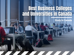 Best Business Colleges and Universities in Canada