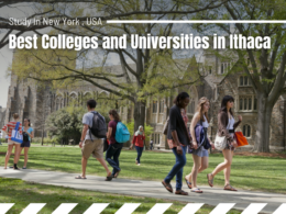 Best Colleges and Universities in Ithaca, NY