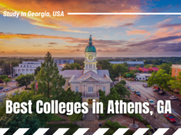 Best Colleges in Athens, GA