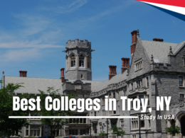 Best Colleges in Troy, NY