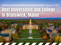 Best Universities and Colleges in Brunswick, Maine