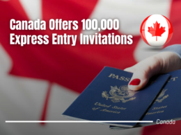 Canada Offers 100,000 Express Entry Invitations by the End of 2020