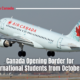 Canada Opening Border for International Students from October 20