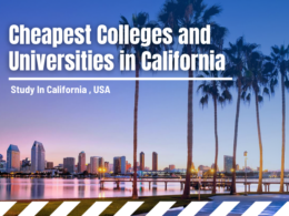 Cheapest Colleges and Universities in California