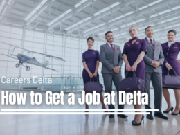 Delta Careers – How to Get a Job at Delta