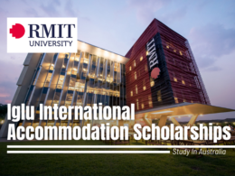 Iglu International Accommodation Scholarship at RMIT University, Australia